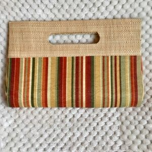 New Vintage Handmade Clutch